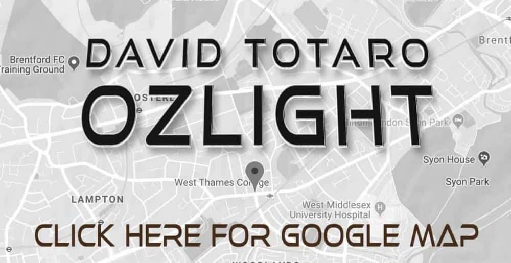 OzLight Map